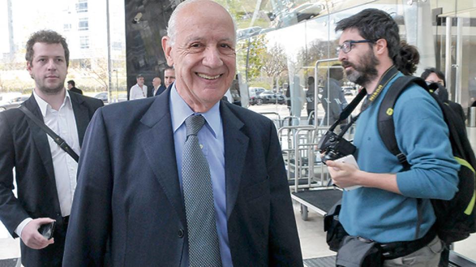 El nombre del economista como candidato presidencial ya había sido fogoneado por Duhalde.