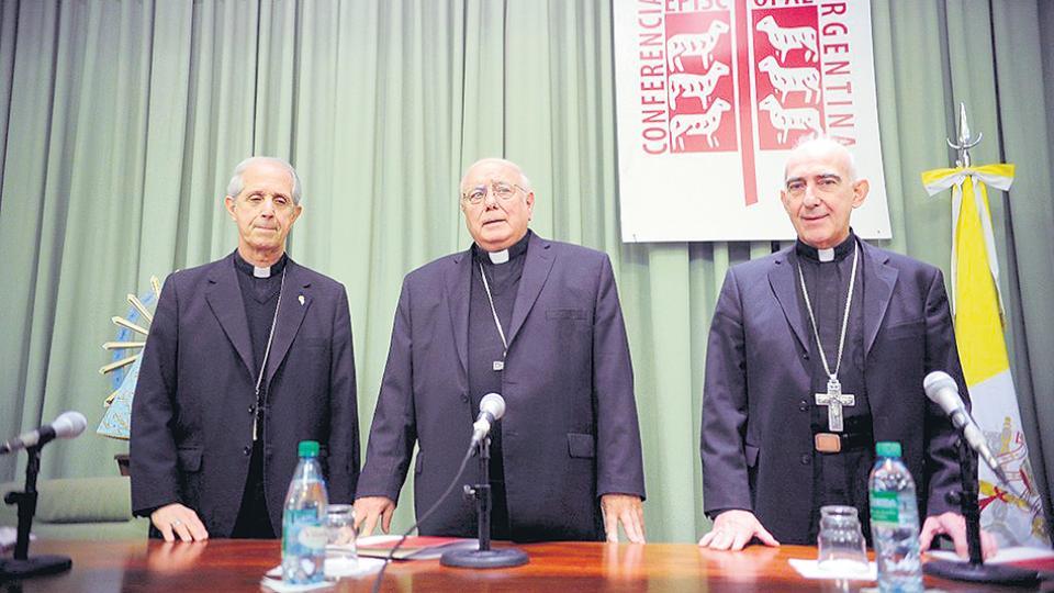 La reunión de los obispos en Pilar continuará hasta el próximo viernes.