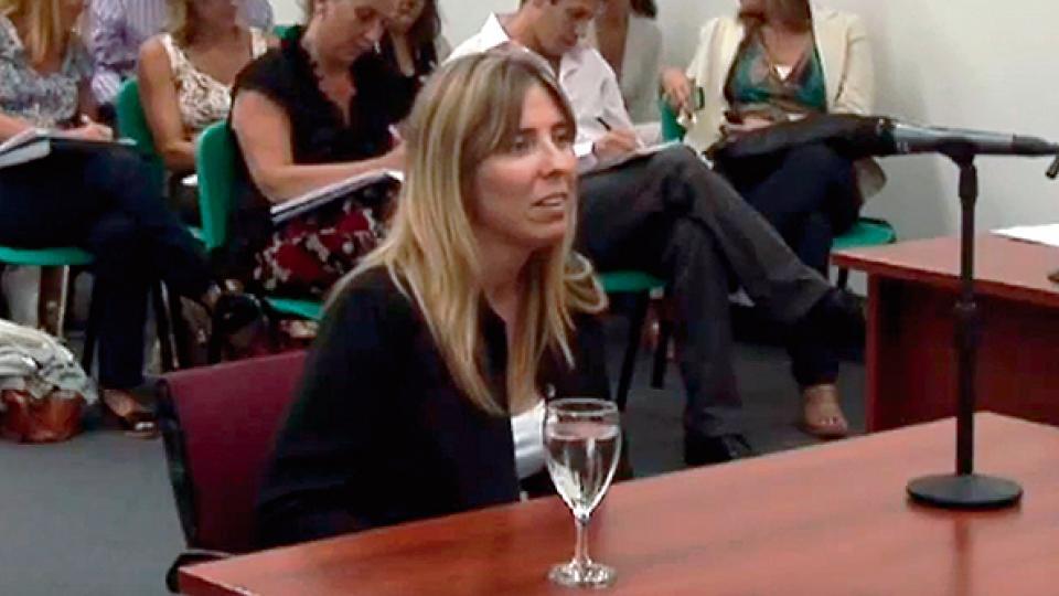María Eugenia Capuchetti, postulante para el juzgado federal 5.