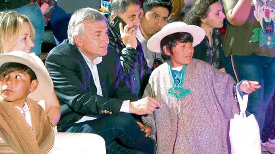 EN JUJUY EL GOBERNADOR DECIDIÓ QUE TRABAJEN 45 NIÑOS...LA INVOLUCIÓN DICE PRESENTE EN EL NOA.