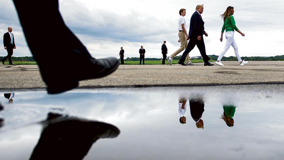 Trump dejó el Acuerdo del Clima de París y derogó leyes y reglamentos de protección ambiental.