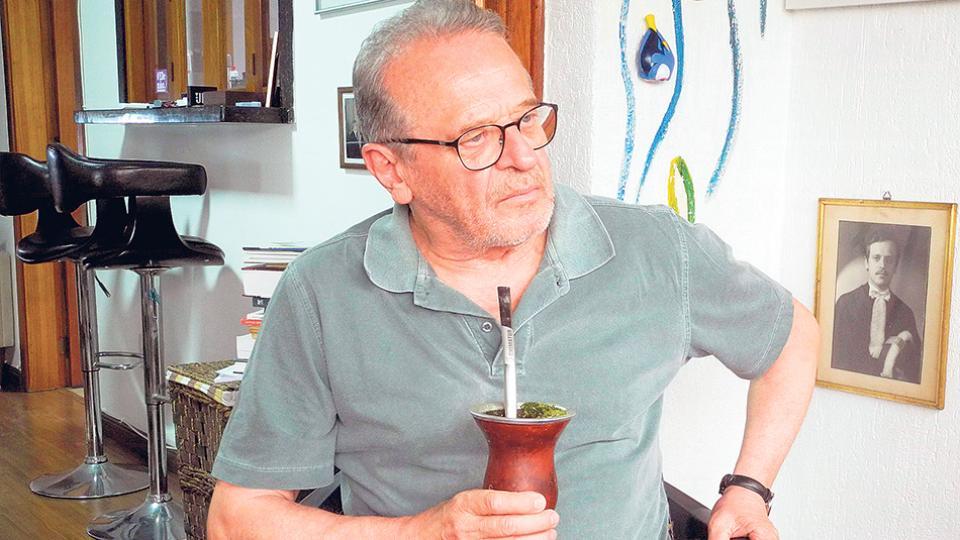 Tarso Genro está en el Instituto Nuevos Paradigmas, junto a Baltasar Garzón y De Sousa Santos.