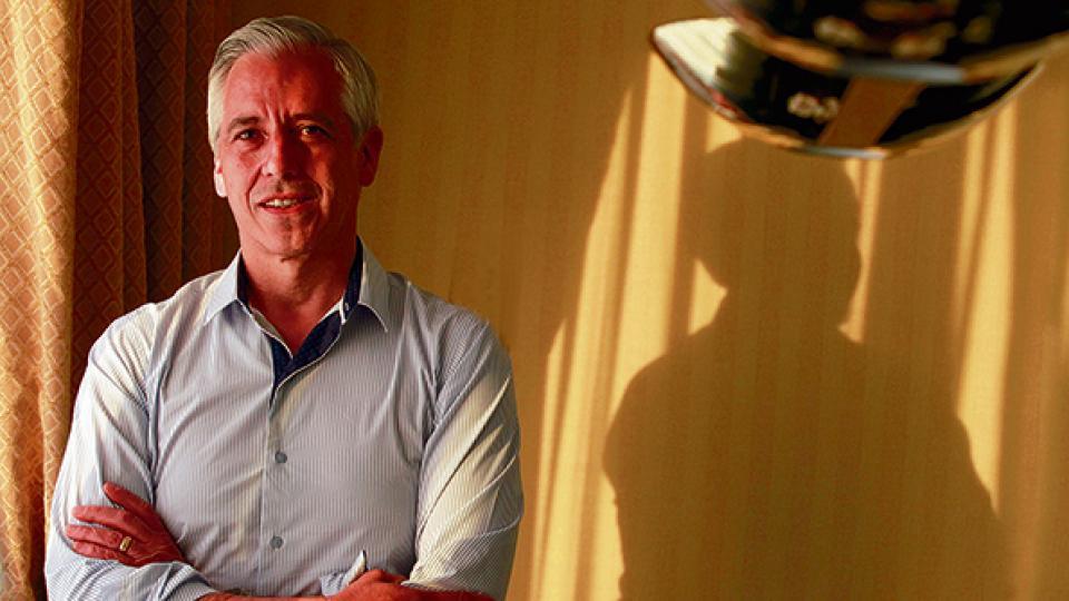 Alvaro García Linera participó del Primer Foro Mundial del Pensamiento Crítico que se realiza esta semana.