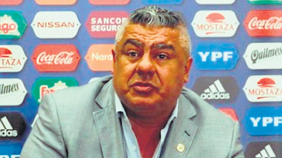 """""""Si la dirigencia entiende que es lo mejor, Scaloni tendrá su oportunidad"""", afirmó Claudio Tapia."""
