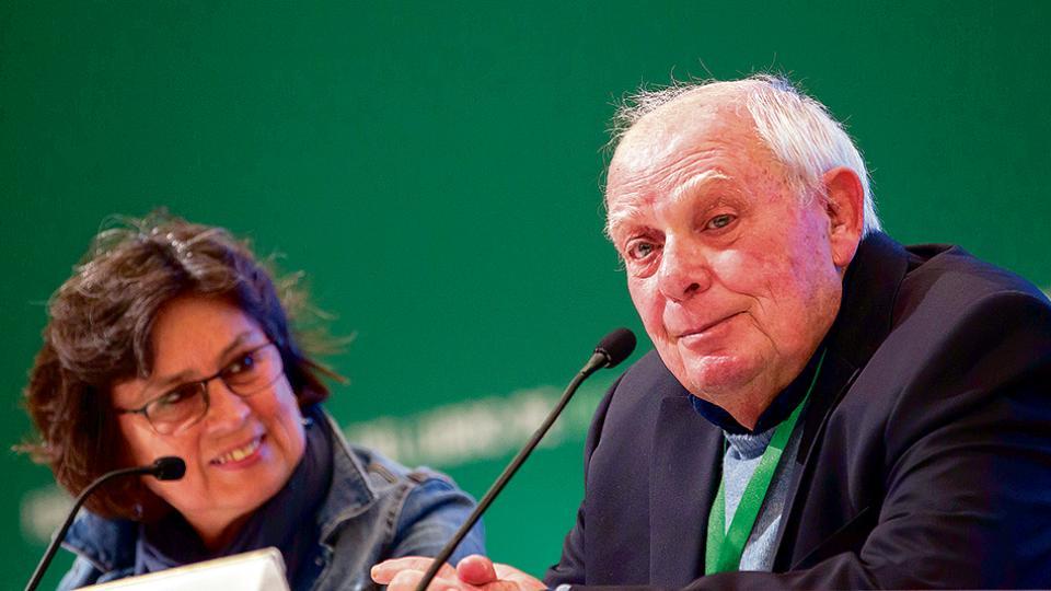 """""""Nuestra vida de adultos no es más que una niñez fermentada"""", aseguró António Lobo Antunes."""