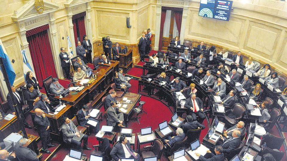 El Senado debatirá a partir de las 14 el proyecto de Presupuesto que ya aprobaron los diputados.
