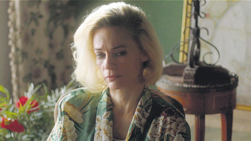 La nueva película de Inés María Barrionuevo.