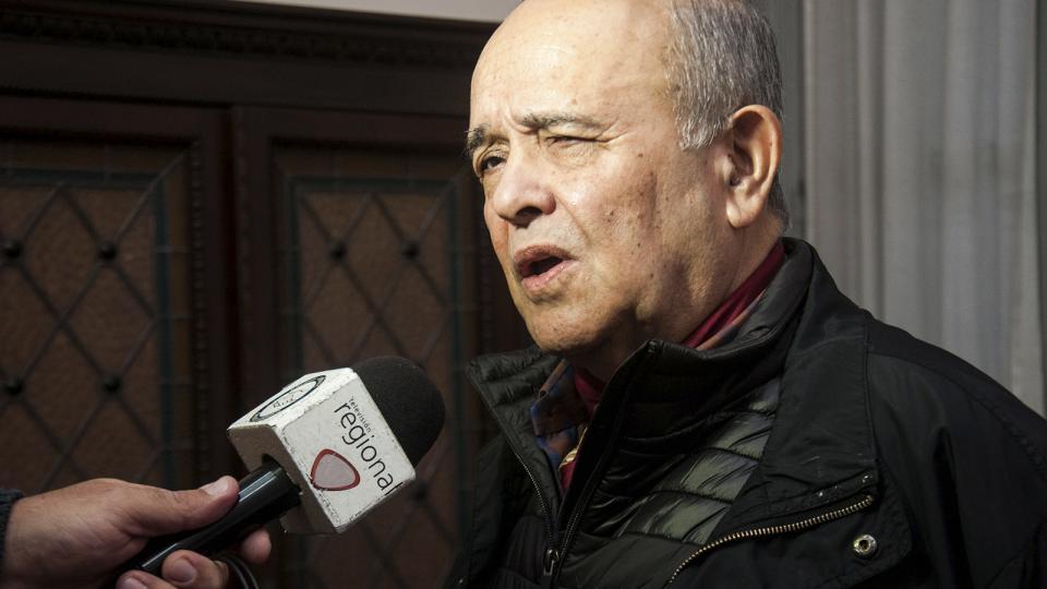 Miguel Roldán, de APUR.