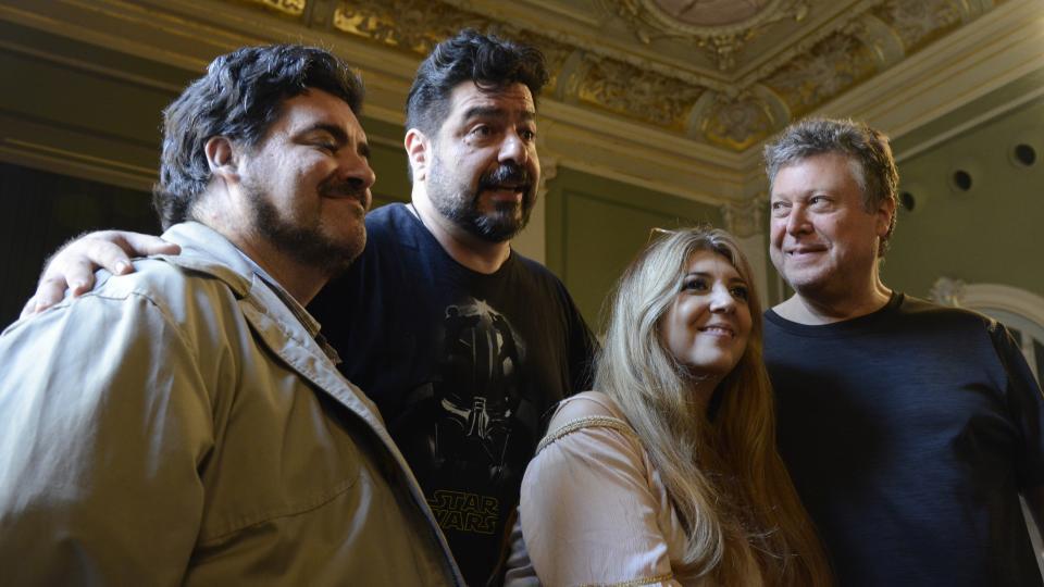 Enrique Folger, Paula Almerares y Leonardo López Linares encabezan un elenco de 150 artistas.