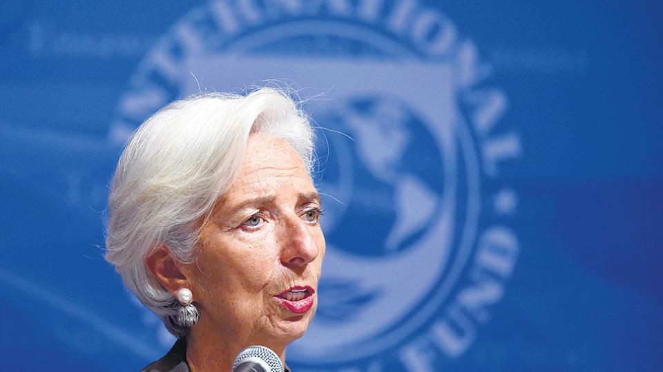 En ocho días se reunirá el directorio del FMI que conduce Christine Lagarde para aprobar un nuevo giro.