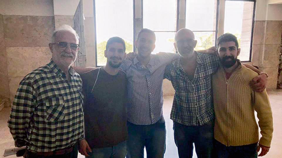 """Sobreseidos luego de una denuncia falsa de la DAIA: """"Axel y Gamal NO eran terroristas"""""""