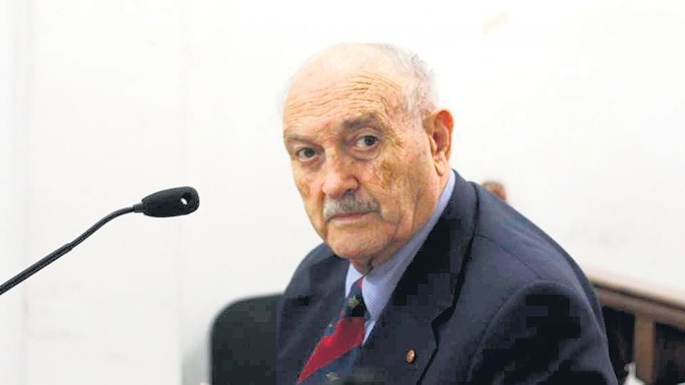 Arrillaga fue el responsable del operativo que hizo desaparecer a los militantes del MTP que se habían rendido.