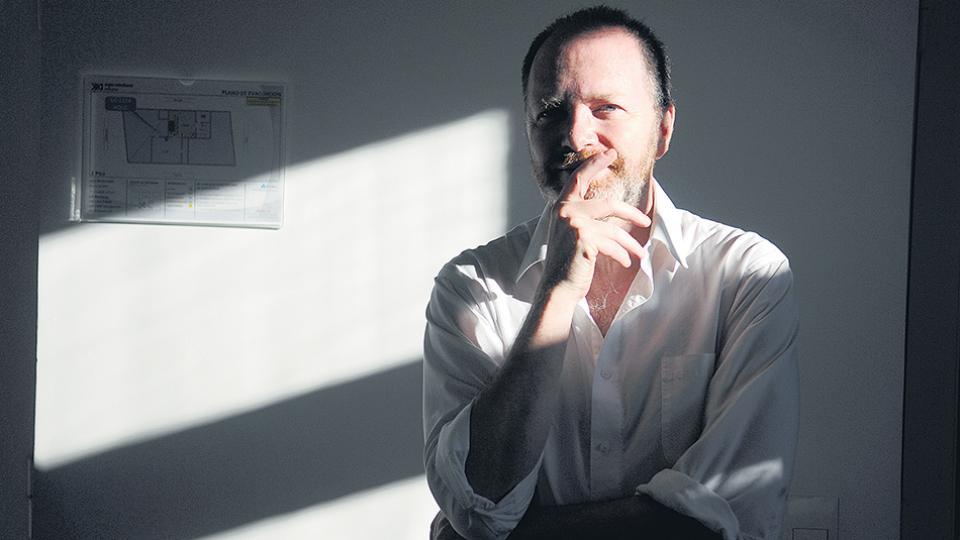 """""""Hay un tema presupuestario que persigue a la ciencia y a la tecnología"""", advierte Golombek."""