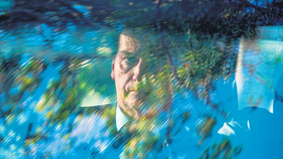 Bolsonaro aseguró ayer que la alianza con Israel avanza por buen camino.
