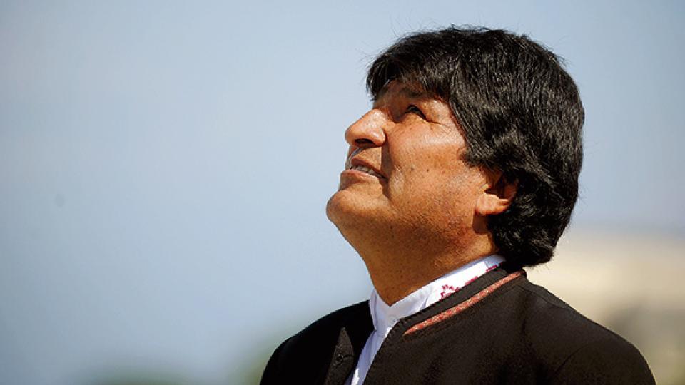 El fallo del TSE habilitó la postulación a un cuarto mandato del presidente Evo Morales.