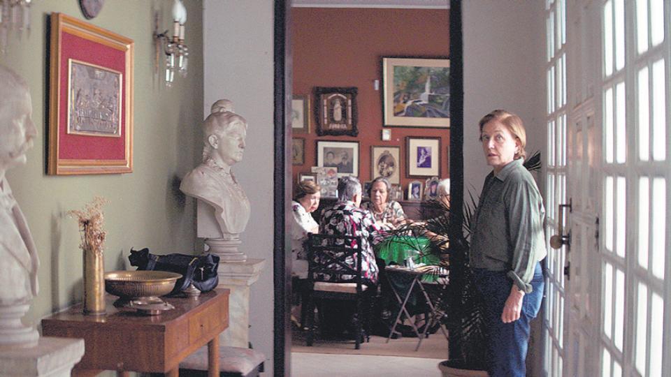 Película paraguaya premiada en Berlín.