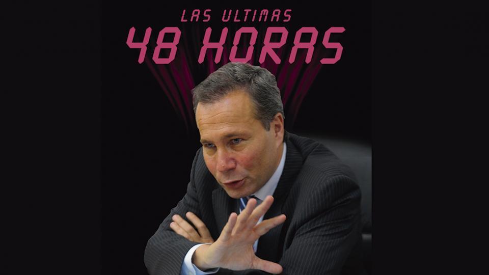 Exclusivo: Los secretos ocultos en el celular del fiscal Nisman. LAS ÚLTIMAS 48 HORAS