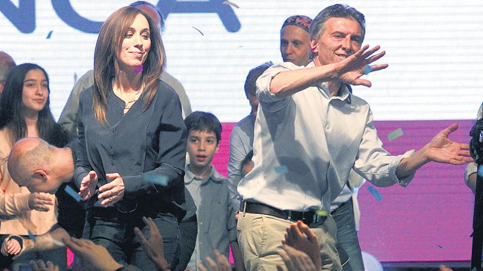 María Eugenia Vidal y Mauricio Macri bajo la lupa de la Justicia por cómo llevaron las cuentas de sus campañas.