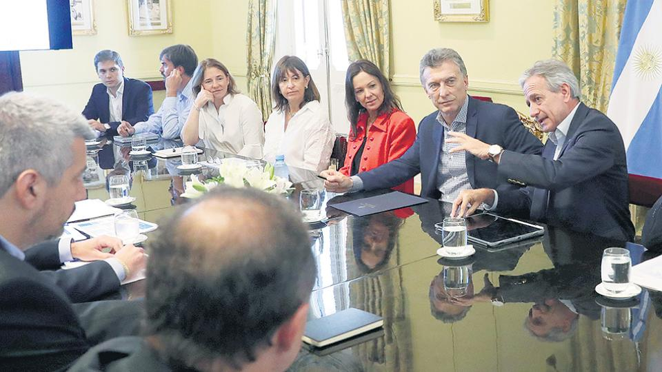 El indicador llegó al menor nivel desde que asumió Macri.