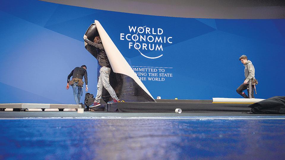 Los datos de Oxfam serán presentados hoy en el Foro Económico Mundial de Davos.