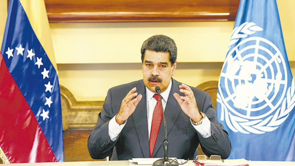 Maduro advirtió al Grupo de Lima que tomaría medidas diplomáticas si no rectificaban su posición sobre Venezuela.