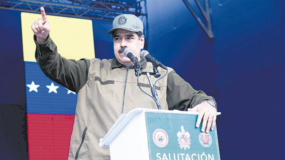 """El gobierno venezolano rechazó las medidas del Grupo de Lima como """"extravagantes""""."""
