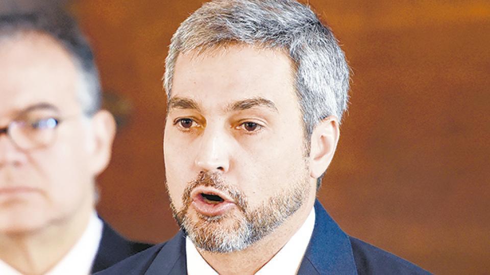 Abdo Benítez dispuso el cierre de la embajada de Paraguay en Caracas y el retiro del personal diplomático.