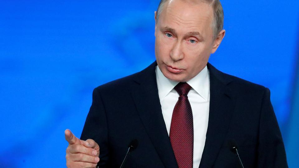 Si Estados Unidos instala sistemas de ataque en Europa Putin advierte con apuntar sus misiles hacia Washington