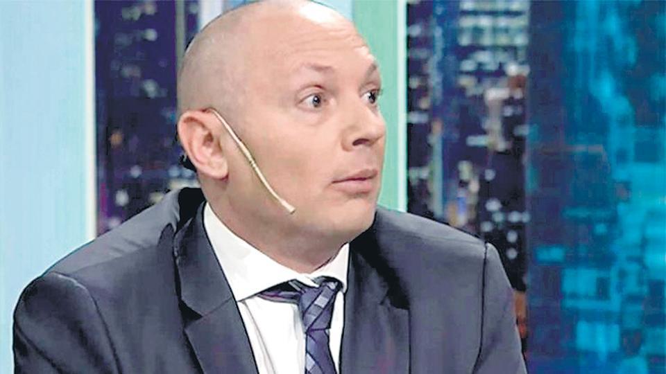 D´Alessio se contactó con Los Monos en enero de 2018.