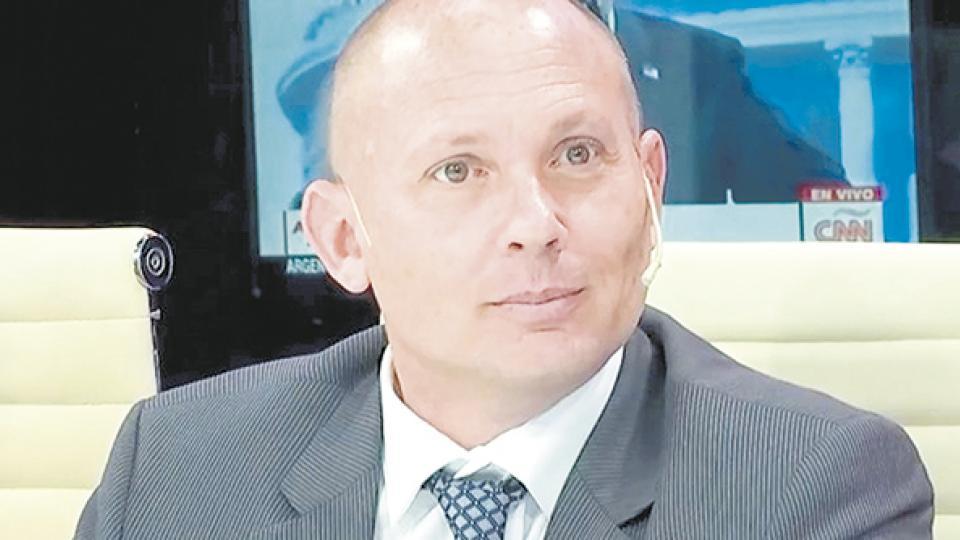 Marcelo D'Alessio incurrió en varias contradicciones durante la declaración frente al juez Ramos Padilla.