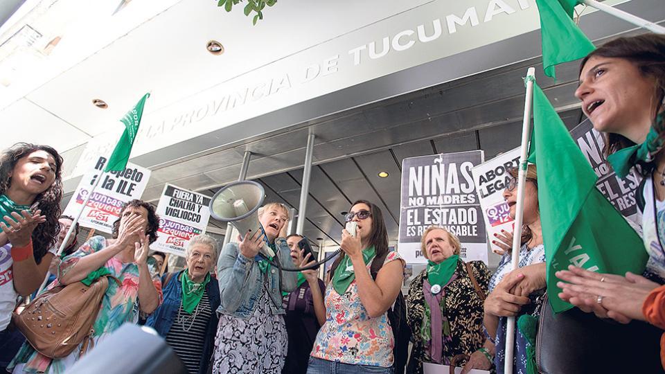 """""""En Tucumán, el ministerio sabe que éste es un aborto legal"""", aseguró el funcionario que recibió el documento."""