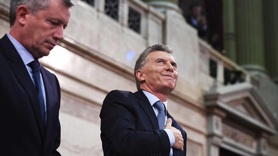 bf86afea2 El discurso completo de Mauricio Macri en el Congre... | Página12
