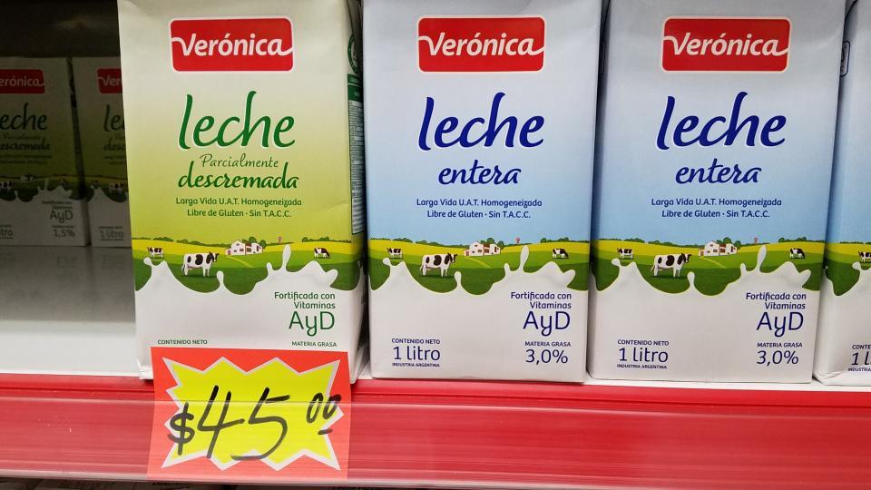 La firma láctea santafesina sufrió el impacto de la caída en el consumo de sus productos en el último año