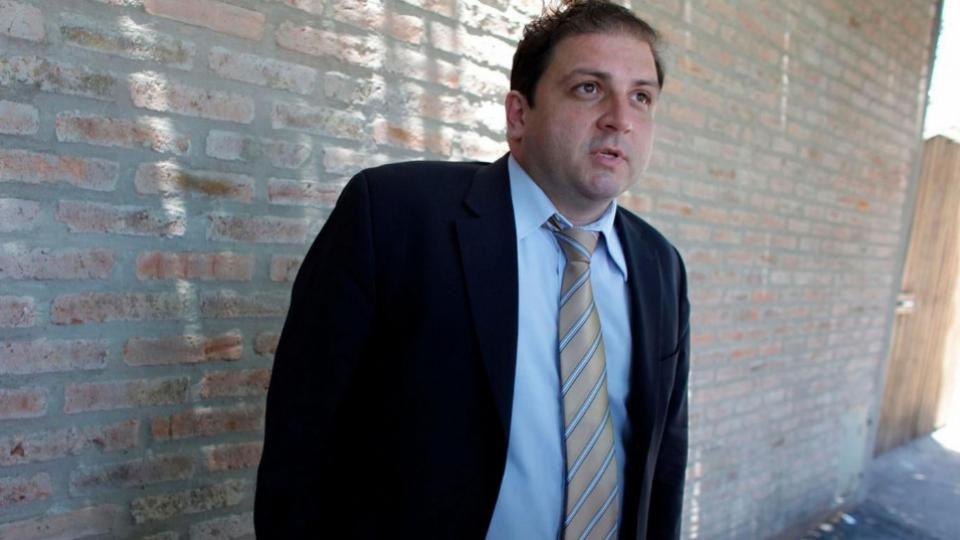 Fiscal Juan Bidone con declaraciones explosivas.