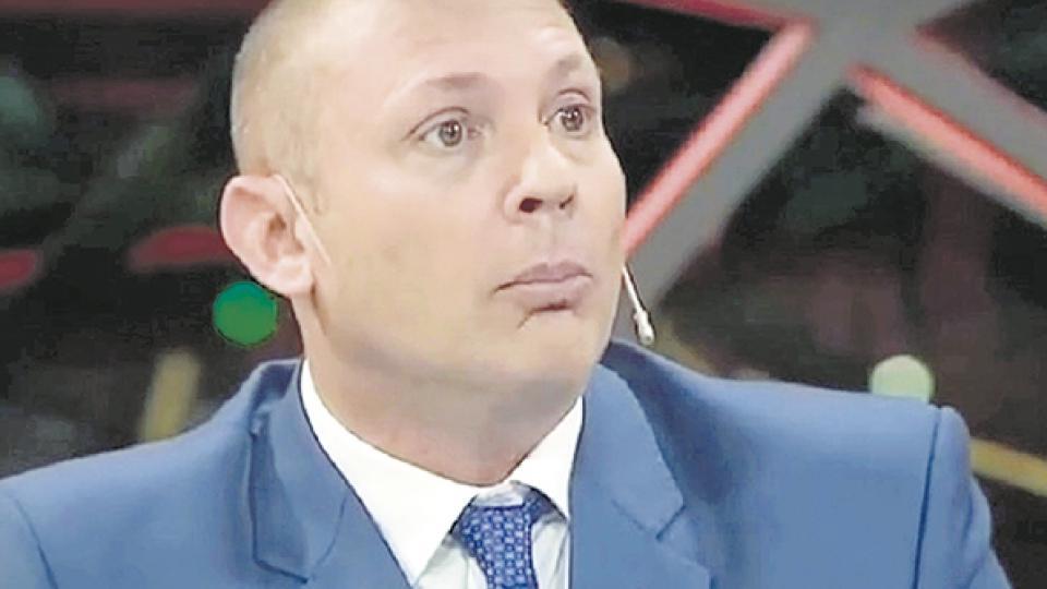 El falso abogado Marcelo D'Alessio está acusado de extorsión y espionaje.