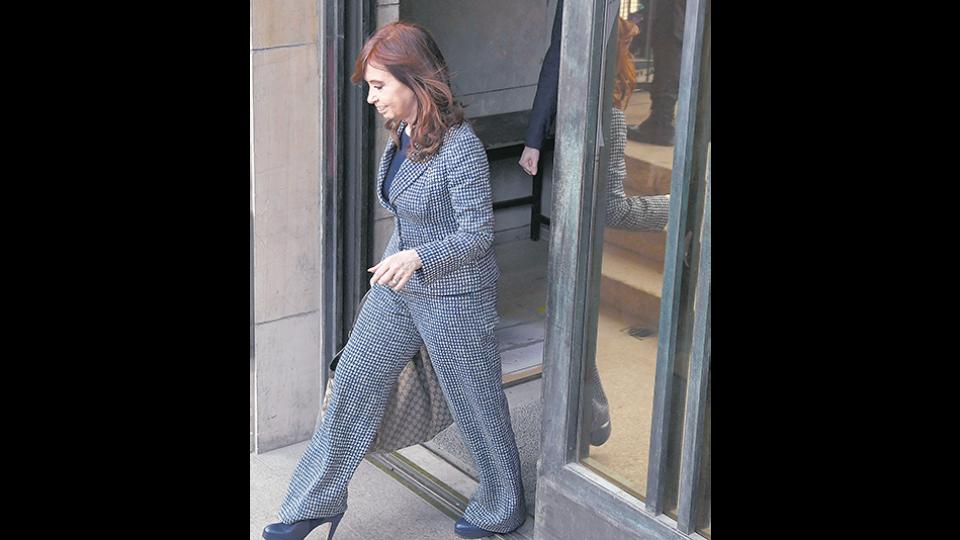 Persecución: CFK fue nuevamente procesada por la Justicia federal