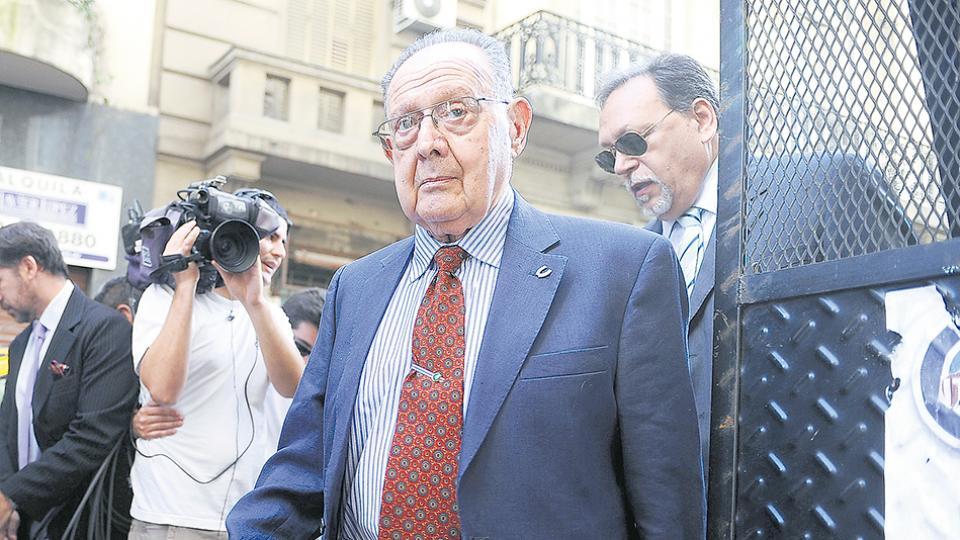 Encontraron muerto a Osvaldo Raffo El perito del caso Nisman Se habría suicidado por los dolores que padecía. Fue quien dijo que Nisman había sido asesinado.