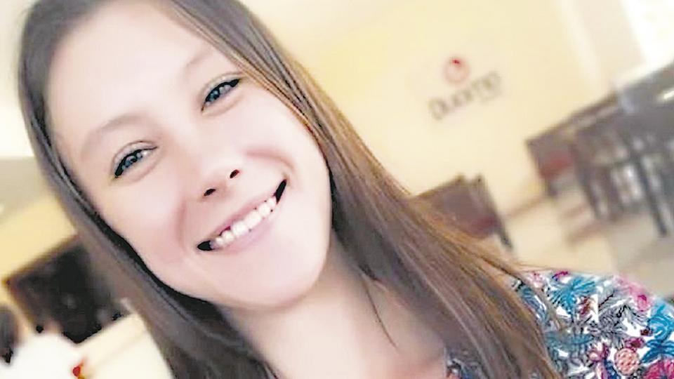 Fiorella Aghem, de 20 años, era buscada por sus familiares desde el viernes.
