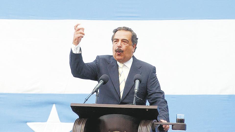 El líder del partido Social Cristiano y dos veces candidato a presidente Jaime Nebot Saadi.