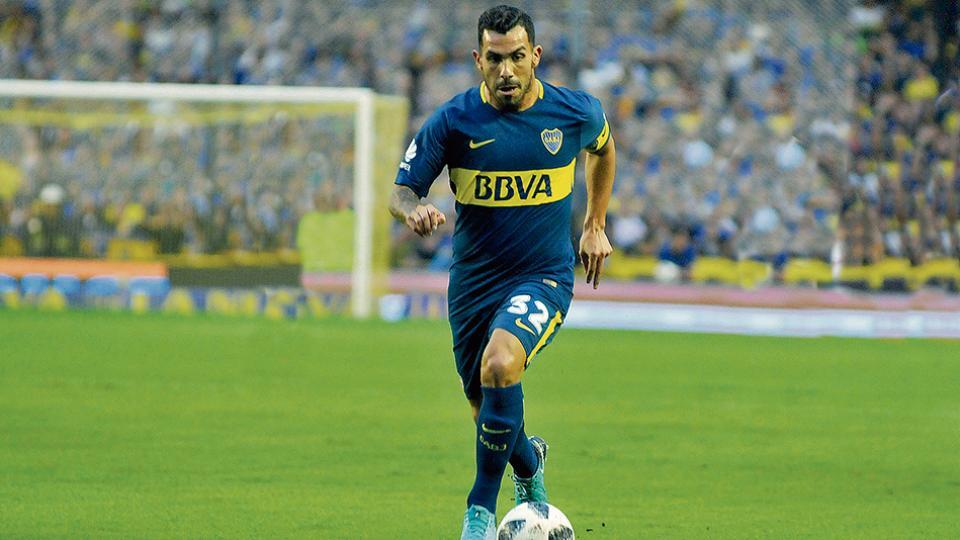 Carlos Tevez es uno de los candidatos a reemplazar a Bebelo Reynoso.