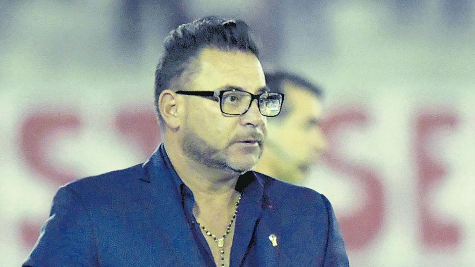 El equipo de Antonio Mohamed debutó con una derrota en el torneo continental.