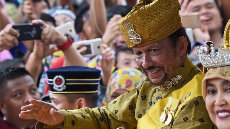88c2fdcc En Brunei lapidarán hasta la muerte a gays y adúlte... | Página12