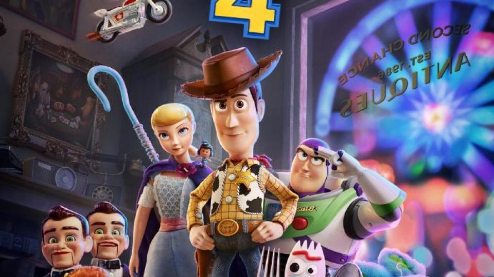 El trailer de Toy Story 4 | Pixar publicó el primer... | Página12
