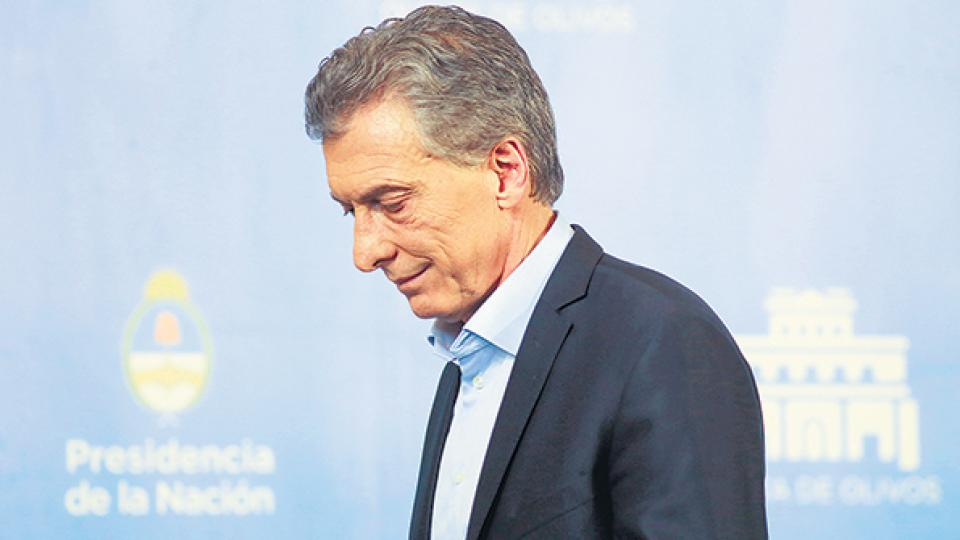 Mauricio Macri ratificó, una vez más, su candidatura presidencial.