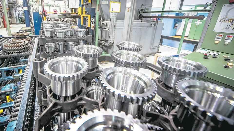 La caída de la actividad metalmecánica en el primer bimestre fue del 7,8 por ciento.