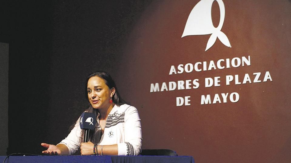 """""""Pensamos que al ganar esa elección garantizábamos continuar un proceso político"""", dijo Rivadeneira."""