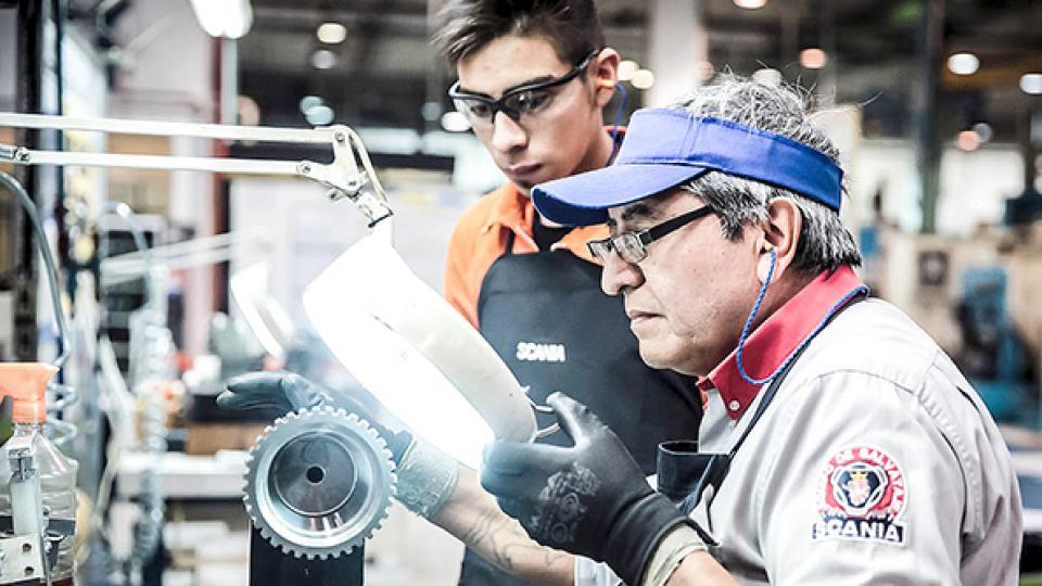 El sector industrial cedió 137.900 empleos desde que gobierna Mauricio Macri.