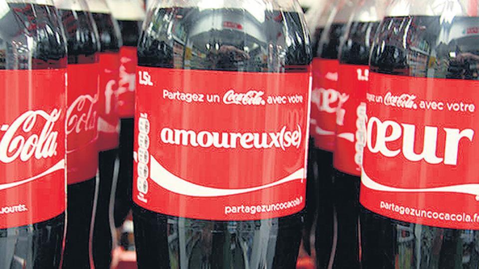 Según Le Monde, la cifra fue aportada por Coca-Cola en Francia desde el año 2010.