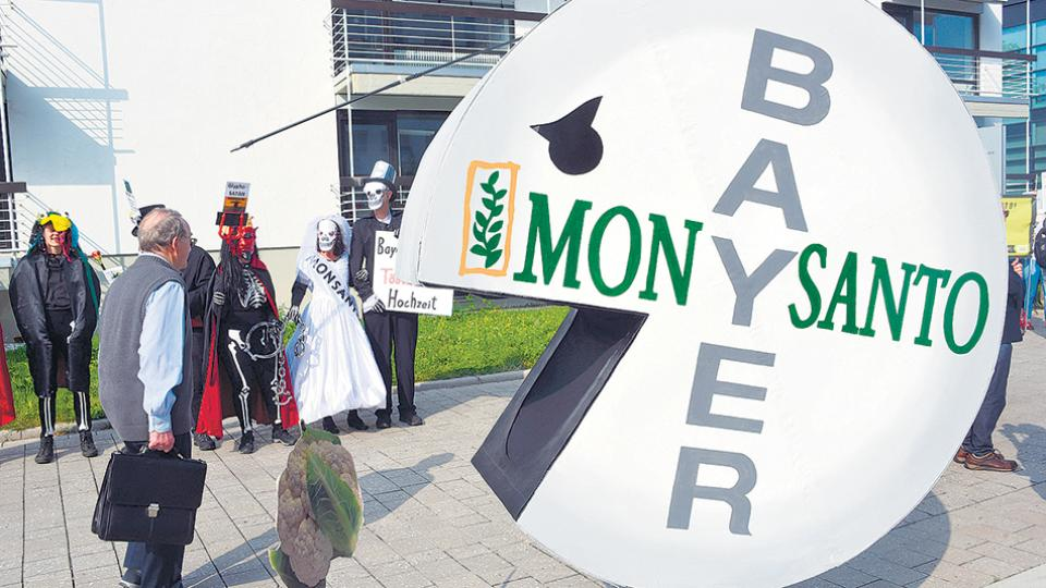 Monsanto contrató a una agencia multinacional para que sistematizara datos sobre las personas.