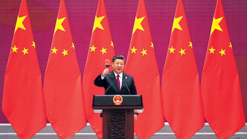 """""""La situación internacional es cada vez más complicada"""", afirmó Xi en Jiangxi."""